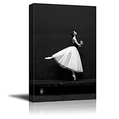Lovely Craft, Dance Girl Black and White, Professional Creation