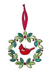 Cardinal Mini Wreath