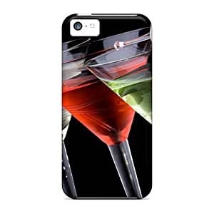 Hot Snap-onhard Covers Cases/ Protective Cases For Iphone 5c wangjiang maoyi
