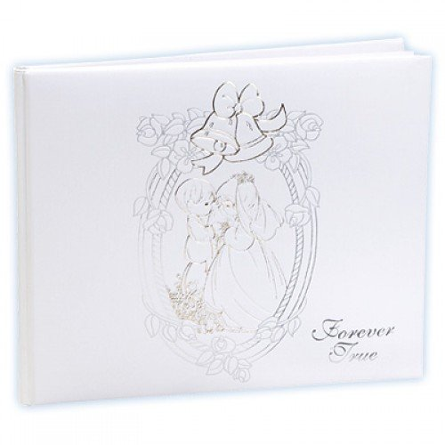 Precious Moments Guest Book - Precious Moments, Wedding Gifts, Wedding Guest Book, #3038
