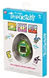 Tamagotchi Electronic Game, Green Glitter