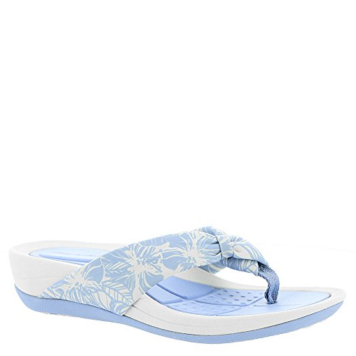 Compensées Easy 2 Sandales Beachey Blue Spirit Femmes Medium qqnRF1