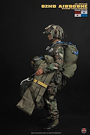 Soldierstory Ss089 1:6 Us 82nd Airborne Division 1989 Invasion Of Panama Action