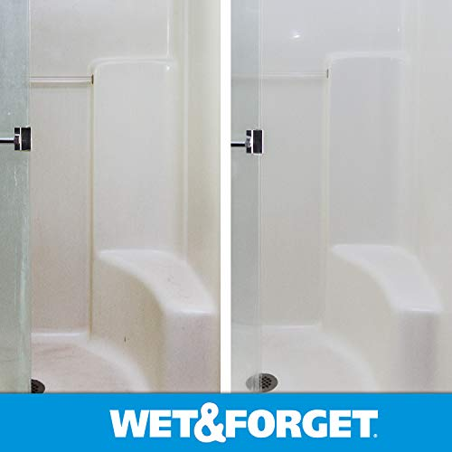 Wet & Forget Weekly Shower Cleaner Spray 64 oz - 4 Pack by WET & FORGET (Image #7)