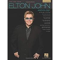 ELTON JOHN ANTHOLOGY REV/E 2/E: For Piano, Voice