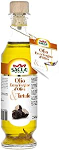 Sacla Truffle Olive Oil With Truffle Pieces - 250 ml