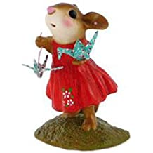 Wee Forest Folk Mouse A Wish For Happiness