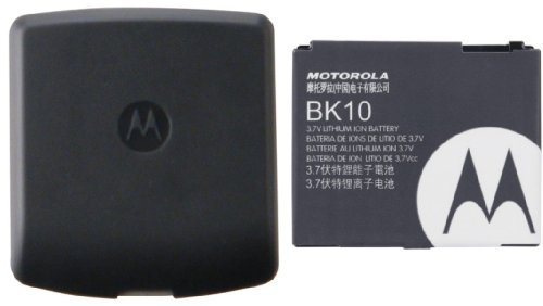 OEM Renegade V950 Extended Battery + Cover Door Motorola Renegade V950
