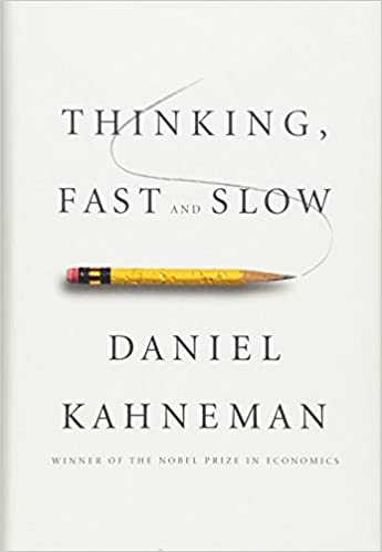 Image result for Thinking, Fast and Slow