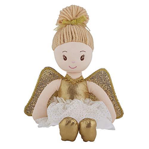 Silver Wings Stephan Baby Plush Angel Doll