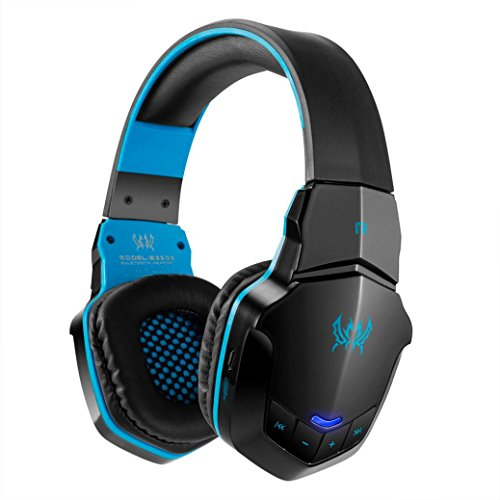 GOTD KOTION EACH B3505 V4.1 Stereo Bluetooth Wireless Headset Headphone With Call Mic/Microphone by Goodtrade8