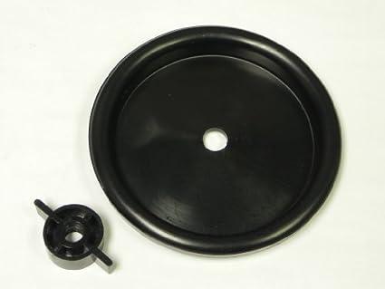 for craftsman wet/dry vacuum usa -- filter plate & nut (original ...