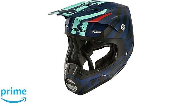 Motocross Adult Helmet ATV MX EVS T5 Grappler Off-Road