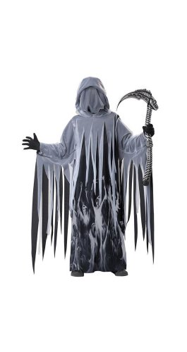 Scary Teen Costumes (California Costumes Soul Taker Child Costume,)