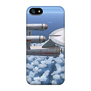 Pretty TSu33913UhcF Iphone 5/5s Cases Covers/ Uss Enterprise Series High Quality Cases