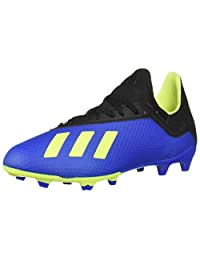 b8f17691106 adidas Boys  X 18.3 Firm Ground Soccer Shoes