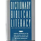 The Dictionary of Biblical Literacy, , 0840791054