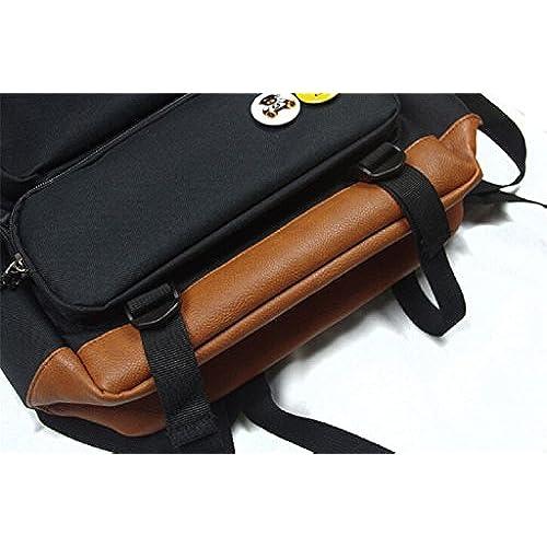 730ecf0a3a20 Siawasey Japanese Anime Cosplay Canvas Bookbag Backpack Shoulder Bag ...