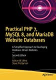 Practical PHP 7, MySQL 8, and MariaDB Website