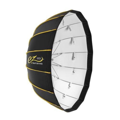 Glow EZ Lock Collapsible White Beauty Dish (34'') by Glow (Image #5)