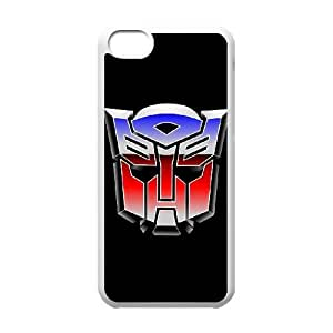 Transformers Transformers iPhone 5c Cell Phone Case White&Phone Accessory STC_095496