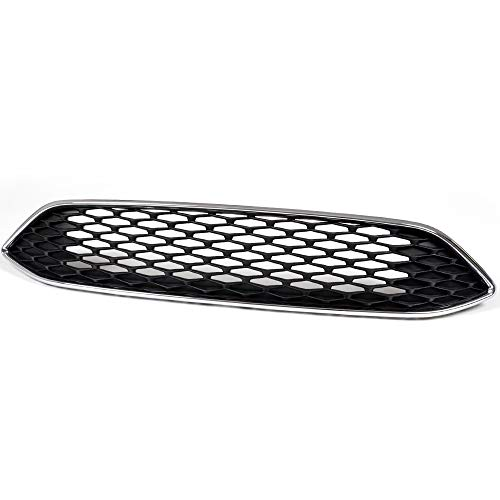 ABS Chrome Front Bumper Grille Fit For Ford Focus