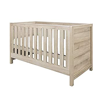 uk availability 93cd2 e38d7 Tutti Bambini Nursery Modena 3 in 1 Cot Bed - Converts into ...