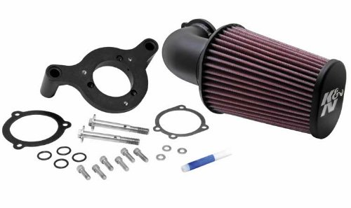 K&N 63-1125 Harley Davidson Performance Intake Kit