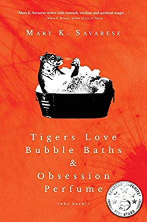 Tigers Love Bubble Baths & Obsession Perfume (who knew!)