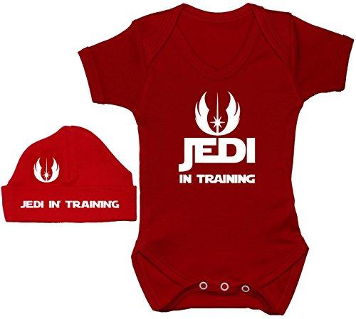 0 Red Acce Prodotti Baby mesi a da Boy Short Body 24 Sleeve xf1w1q40U