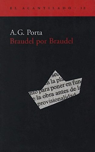 Braudel por Braudel