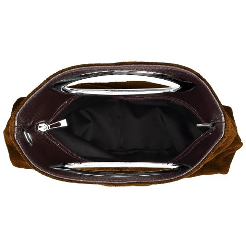 amp; Caspar Borsa marrone Tracolla Accessoires Donna Taschen A OOPqw5r