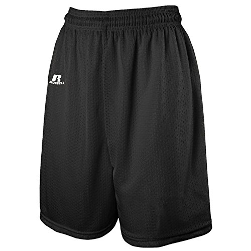 """Russell Athletic Men's 7"""" Mesh Shorts"""