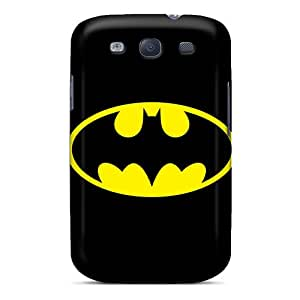 New Arrival Case Specially Design For Galaxy S3 (batman Emblem)