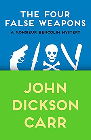 book cover of The Four False Weapons