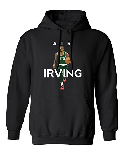 Boston Irving Air Youth Boys Girls Hoodie Sweatshirt  Black Yl