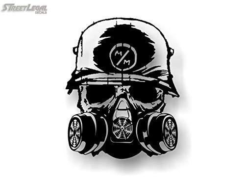 - Street Legal Decals 1 Metal Mulisha Death Squad 10