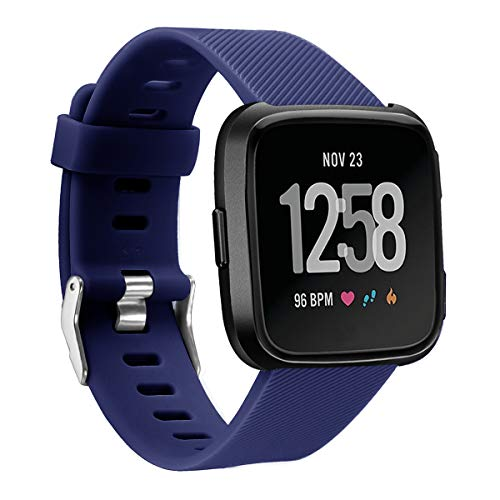 Sport-Band-for-Fitbit-Versa-Soft-Silicone-Strap-Replacement-Wristband-Fitbit-Versa-Smart-Fitness-Watch