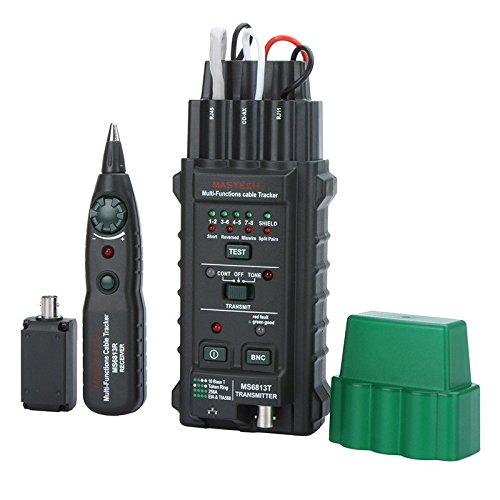 - Multifunctional Handheld Network Cable Tester Wire Telephone Line Detector Tracker BNC RJ45 RJ11