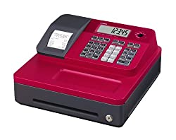 Casio Se-g1sc-rd Electronic Cash Register