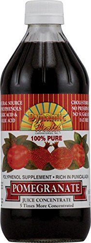 Pomegranate Juice Concentrate Dynamic Health 16 oz Liquid ()