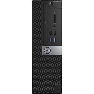 Dell Optiplex 7040 Small Form Business Desktop Computer (Intel Core i5-6500 3.2GHz,8GB DDR3 RAM,256G SSD,DVD-ROM, Display Port, HDMI, USB 3.0, Windows 10 Pro 64-Bit) (Renewed)
