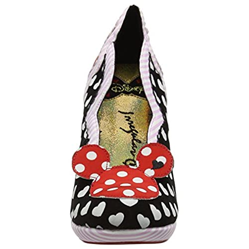 precio razonable obtener nueva gran venta Irregular Choice Minnie Mouse - Tacones Mujer Mejor - www ...