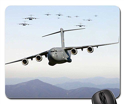 Mouse Pads - Aircraft Cargo Aircraft Cargo Transport Military