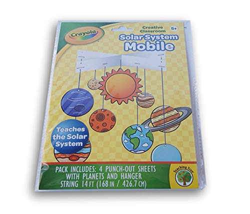 Creative Classroom Solar System Mobile Pack ()