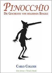 Pinocchio (Vollständige deutsche Ausgabe) (Illustriert) (German Edition)