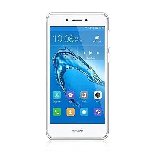 SRY-Conjuntos de teléfonos móviles de Huawei Con una caja suave de la contraportada TPU de la manera de la hebilla del anillo para Huawei Changxiang Disfrute de 6S Proteja completamente el teléfono (  Black