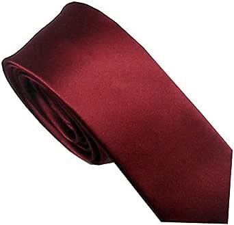 Tie Burgundy color for men