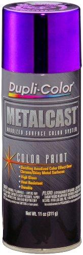 Dupli-Color (EMC204000-6 PK Purple Anodized Coating - 11 oz. Aerosol, (Case of 6)
