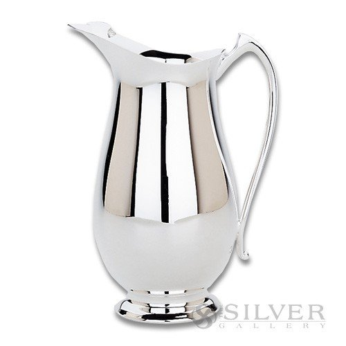 Reed & Barton Silver Plate 2-Quart Water Pitcher